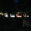 Die beleuchteten Kunstwerke